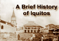 History of Iquitos