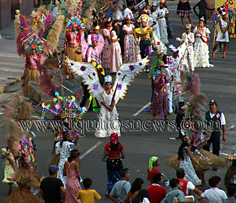 Iquitos Carnival Photo